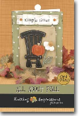 All About Fall Idea Booklet